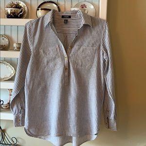 Chaps Women's Long Sleeve Shirt